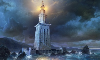 Finished lighthouse of alexandria.jpg